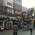 浅草寺付近の情景